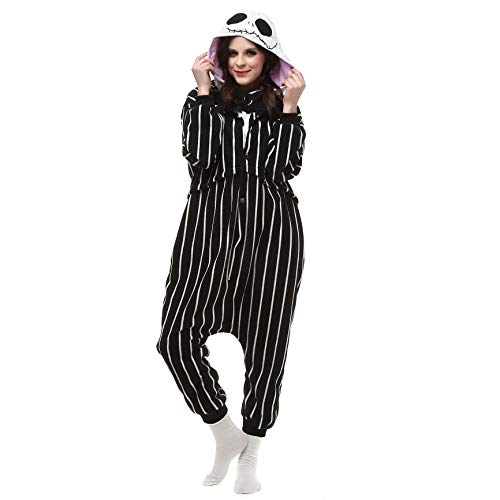 Venaster Jumpsuits Cosplay Pyjamas Erwachsene Unisex Animal Cosplay Overall Pajamas Anime Schlafanzug Spielanzug Kostüme
