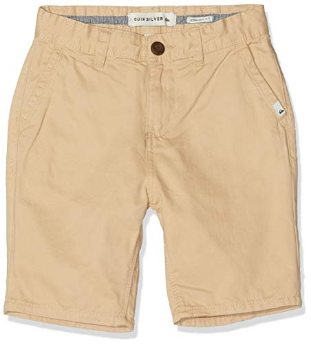 Quiksilver Jungen Everyday Chino Light Walk Shorts, Warm Sand, 26/12