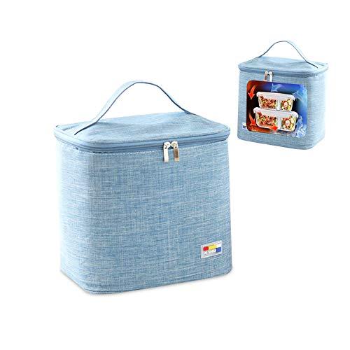 Lunch-Taschen,Kühltasche Faltbar,10L Picknicktasche Kühltasche,Kühltasche Eistasche,Kühltasche Picknicktasche,Klein Thermotasche Faltbar,Lunch Tasche,Thermotasche,Lsoliertasche.