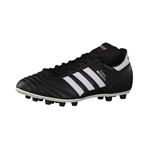 adidas Herren Copa Mundial Fußballschuhe, Schwarz (Black/Running White Ftw), 36 2/3 EU (4 UK)