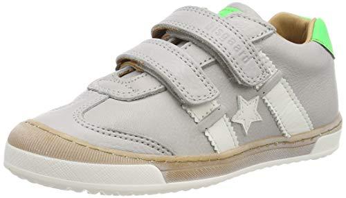 Bisgaard Jungen Unisex Kinder 40343.119 Sneaker, Grau (Grey 400), 30 EU