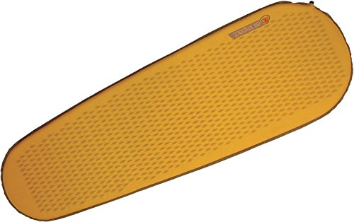 ROBENS Air Impact 25 Luftmatratze, Orange, 183 x 51 x 2.5 cm