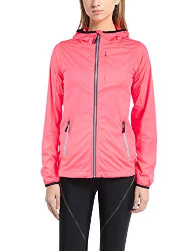 Ultrasport Damen Multi funktionsjacke Mit Ultraflow 3000 Eldy, Pink, M