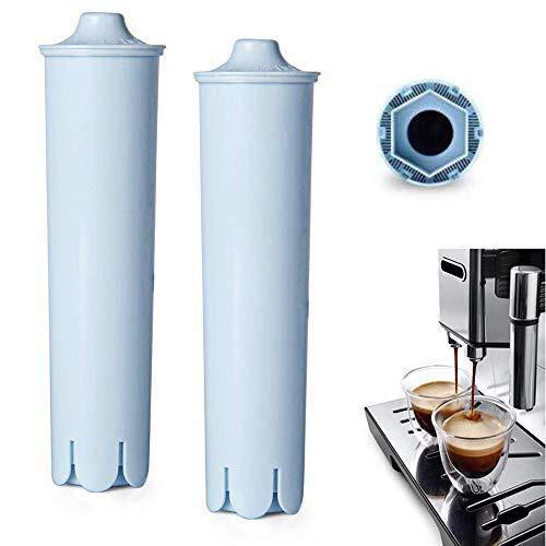 Hoekoy Filterpatrone Wasserfilter für Jura 71312 Claris Blue ENA IMPRESSA C60/C5/C9 Serie, Filterpatronen für Jura Impressa F50/J5/J9/Z9/E45/E75 usw. automatische Kaffeevollautomat geeignet