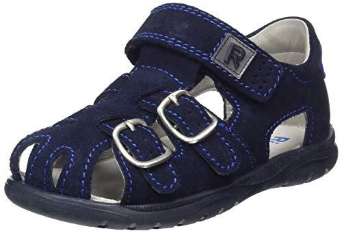 Richter Kinderschuhe Jungen Babel Geschlossene Sandalen, Blau (atlantic/liberty 7202), 26 EU