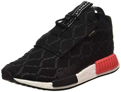 adidas Herren NMD_ts1 Pk GTX Gymnastikschuhe, Schwarz (Core Black/Carbon/Shock Red Core Black/Carbon/Shock Red), 42 EU