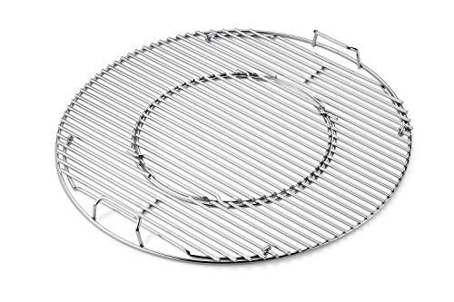 Weber 8835 Gourmet BBQ System, Grillrost mit Grillrosteinsatz