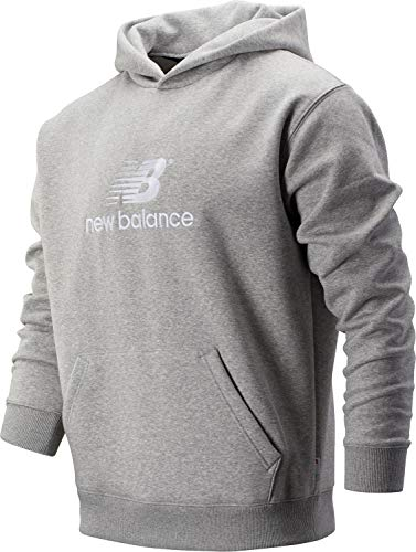 New Balance NB Athletics Premium Archive Hoodie Grey L