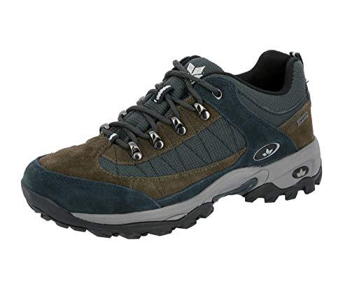 Brütting Unisex - Erwachsene Sport- und Outdoorschuhe Santana,Outdoor Schuhe,lose Einlage,wasserdicht,atmungsaktiv, Sportschuhe,Marine/grau,49 EU