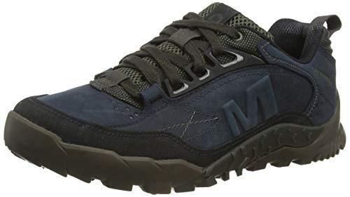 Merrell Herren Annex Trak Low Sneaker, Blau (Sodalite), 45 EU