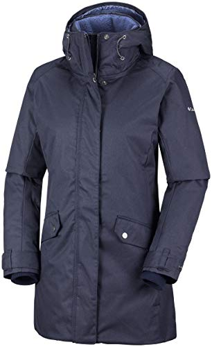 Columbia Pine Bridge Jacket Women Größe S India Ink-Bluebell