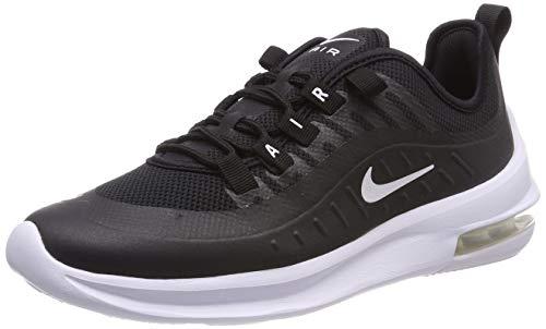 Nike Herren AIR MAX AXIS Sneakers, Schwarz (Black/White 001), 45 EU