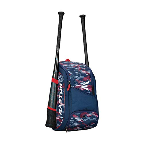 Easton Game Ready Baseballrucksack, Unisex, Game Ready Baseball Bat Pack, Stars & Strips