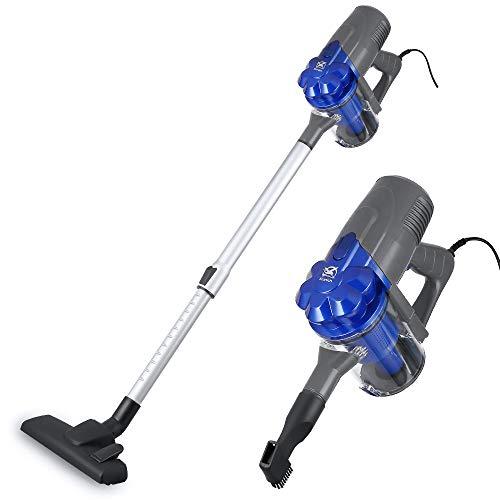 Kranich Zyklon Handstaubsauger Beutellos Handheld Vacuum Cleaner mit Kabel 5.0m