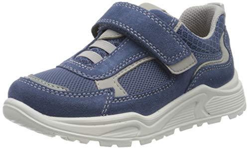 Superfit Jungen BLIZZARD Sneaker, Blau (Blau 80), 32 EU
