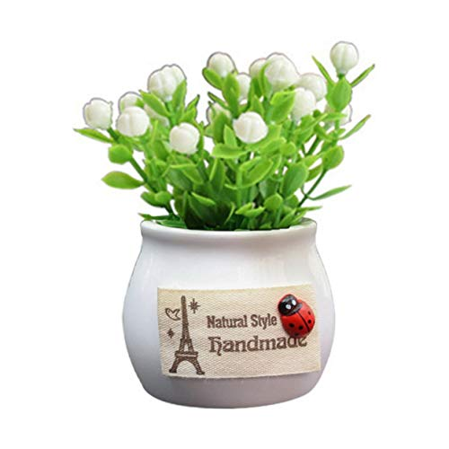 Tree-on-Life Auto Dekoration Simulation Blume Verheißungsvolle Obstpflanze Auto Kreative Topf Parfüm Aromatherapie Schmuck