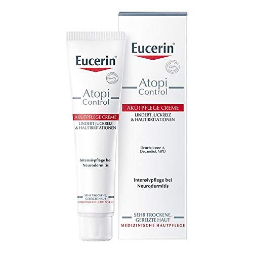 Eucerin AtopiControl Akut Crème, 0,06 grams, 4005800076732