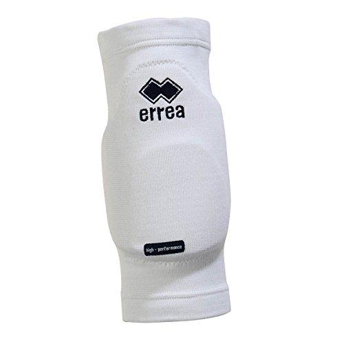 ERREÀ Volleyball & Turnen · TOKYO Knieschoner · UNIVERSAL Knieschutz für Damen & Herren · ONESIZE Schoner für Jugendliche & Erwachsene Farbe weiß, Größe L
