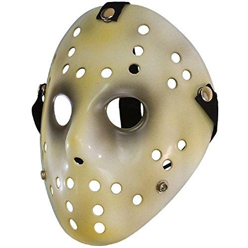 Sunsky Horror Masken Freitag der 13. Masken Halloween Fasching Masken (one Size, Multi)