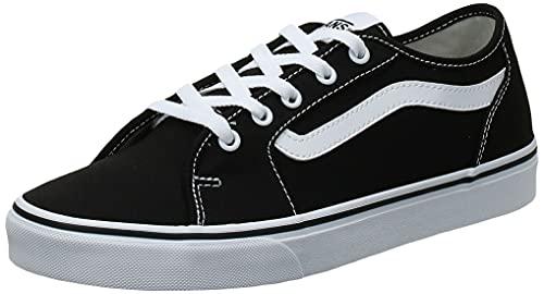 Vans Damen Filmore Decon Sneaker, Canvas Black True White, 37 EU