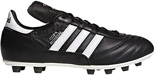 adidas Unisex-Erwachsene Copa Mundial Fußballschuhe, Schwarz (Black/Running White Ftw), 44 2/3 EU