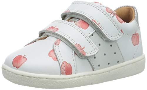Bisgaard Mädchen Kadi Sneaker, Weiß (Apple 1113), 30 EU