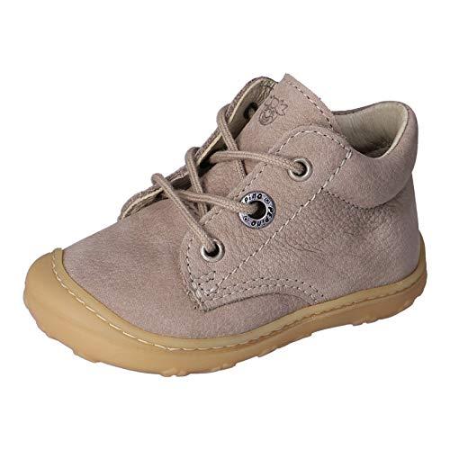RICOSTA Unisex - Kinder Lauflern Schuhe Cory von Pepino, Weite: Weit (WMS),terracare, flexibel junior Kleinkinder toben,kies,22 EU / 5.5 Child UK