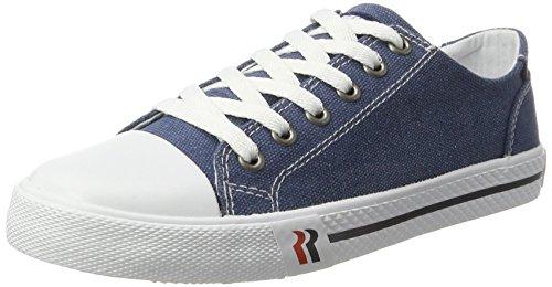 Romika Unisex-Erwachsene Soling 06 Sneakers, Blau (Jeans),  41 EU