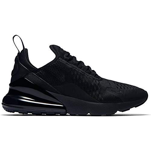Nike Damen W Air Max 270 Sneakers, Schwarz Black Black Black 006, 38.5 EU