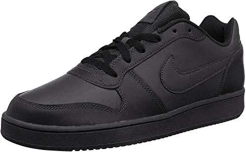 Nike Herren Ebernon Low Fitnessschuhe, Schwarz (Black 003), 44 EU