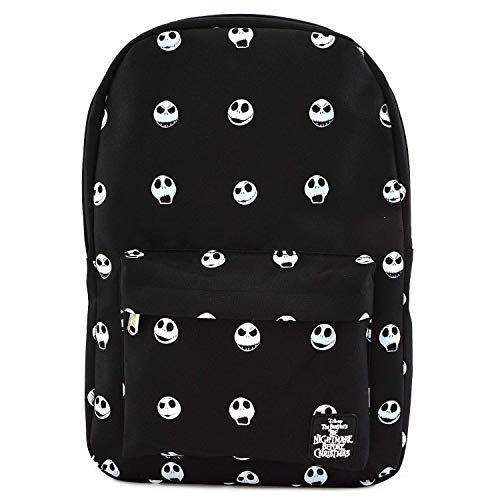 LOUNGEFLY - Loungefly Disney Nightmare Before Christmas Jack backpack 43cm (1 ACCES)