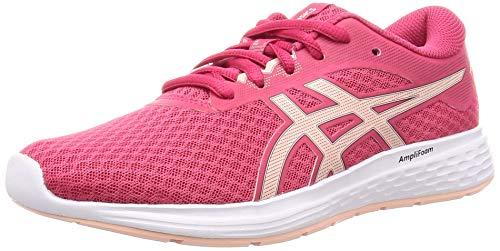 ASICS Damen Patriot 11 Laufschuhe, Pink (Rose Petal/Breeze 700), 39 EU