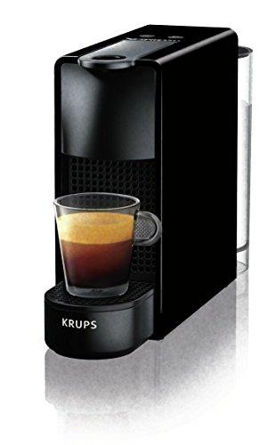 Kaffeemaschine Krups xn1108K–Essenza Maschine für Espresso-Kapseln Kaffee Kapazität der Kanister 0,6l von Farbe schwarz