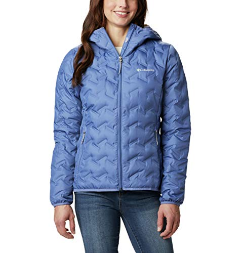 Columbia Womens Delta Ridge Down Hooded Jacket