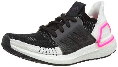 adidas Damen Ultraboost 19 w Laufschuhe, Schwarz (Core Black/Core Black/FTWR White Core Black/Core Black/FTWR White), 42 EU