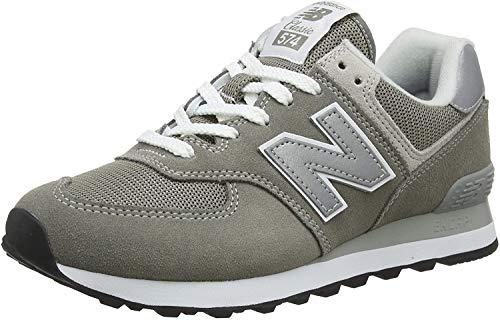 New Balance Damen 574v2 Core Sneaker, Grau (Grey), 39 EU