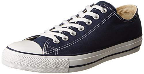 Converse Unisex Kinder Chuck Taylor All Star Low Top Sneaker, Blau Navy Blue, 28.5 EU