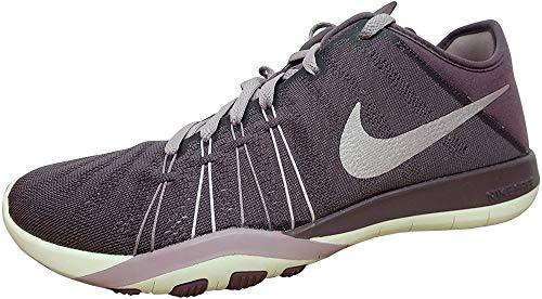 Nike Damen WMNS Free TR 6 Trainingsschuh Laufschuhe, Violett (Purple Schtten/Gebleichte lila-Pflaumenebel), 40 EU
