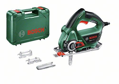 Bosch Säge EasyCut 50 (500 Watt, NanoBlade Technologie, im Koffer)