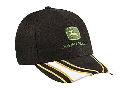 John Deere Cap ?Lines? Schwarz