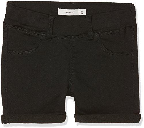 Name IT NOS Mädchen Shorts NKFSALLI TWITINNA AF NOOS, Schwarz (Black), (Herstellergröße: 146)