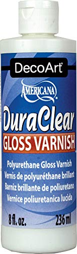 Deco Art DuraClear Polyurethan Gloss Varnish