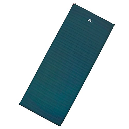 outdoorer Trek Bed 5 - große Isomatte, selbstaufblasend, 5 cm, Schlafmatte für Zelt, Camping & Auto, XXL Isomatte - extra breit, lang & leicht