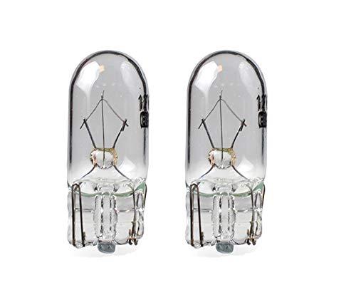 baytronic T10 W5W W2.1x9.5d Glassockellampe 12V 5W (2 Stück)