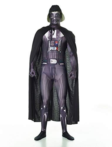 Funny Fashion Morphsuit Darth Vader Größe L