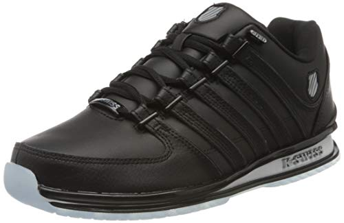 K-Swiss Herren Rinzler SP SB Sneaker, Schwarz (Black/Black/Ice 017), 44 EU