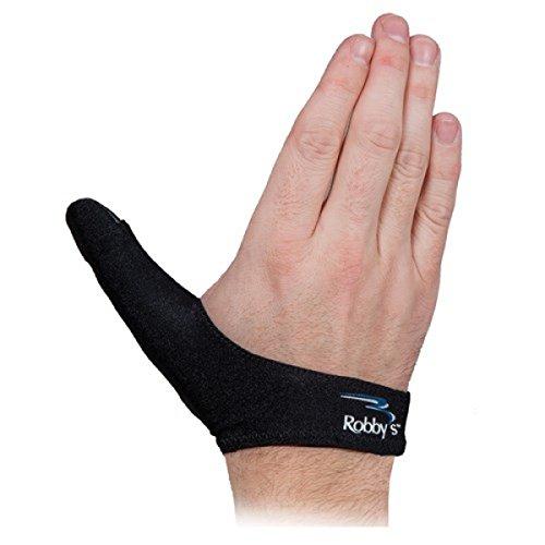 Robby's Bowling Thumb Saver Schutz-Handschuh für den Daumen (Rechts)
