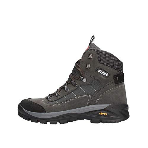 Olang Tarvisio Tex scarponcino trekking grigio antracite uomo-41
