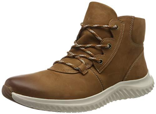 Gabor Shoes Damen rollingsoft Stiefeletten, Beige (Camel (Mel.) 40), 40 EU