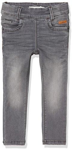 NAME IT Mädchen NITTONJA Skinny Legging DNM NMT NOOS Jeans, Grau (Light Grey Denim), 110